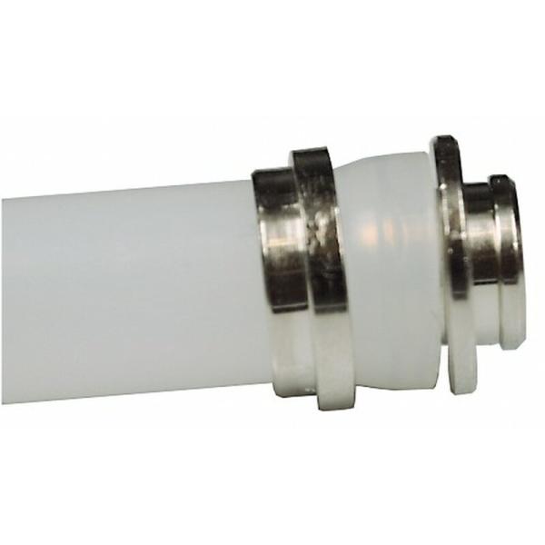 Quetschbuchse Quetschverschraubung mit Gegenring für 7mm/10mm Bierschlauch
