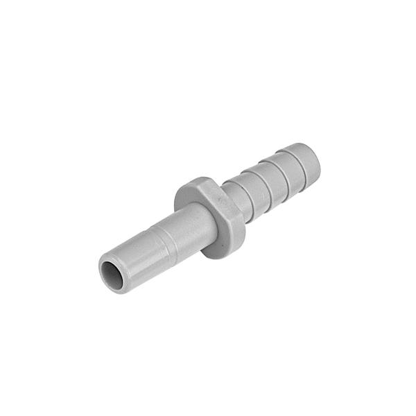 Einsteckdorn Stutzen Rohr Steckdorn Steckverbinder Acetal für Schläuche & Rohre