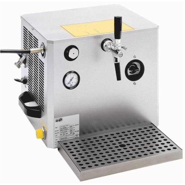 Verwendungsfertige Schankanlage 1-leitig 35 Liter/h, mit Sachkundebescheinigung