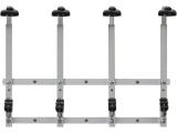 Wandhalter Getränkeportionierer Flaschenhalter...