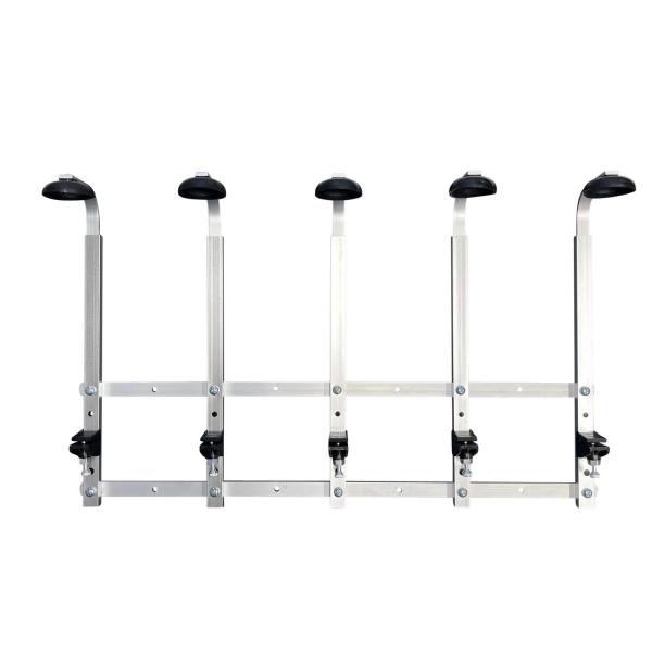 Wandhalter Getränkeportionierer Flaschenhalter Spirituosen für 5 Flaschen