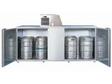 Faßkühler Fassvorkühler für 10-22 Fässer aus verzinktem Stahlblech oder Edelstahl