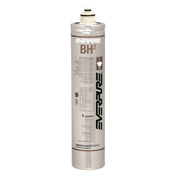 EVERPURE Wasserfilter BH2 für Kaffeemaschinen, Heißgetränkeautomaten