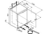 Spirituosen Gefrierschrank Tiefkühlbox HELSINKI 70 Liter Gehäuse silber