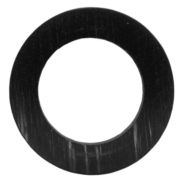 Gummi Dichtung Gummiring schwarz weich 13x20x3mm für 5/8 Zoll Bier Verschraubungen