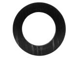 Gummi Dichtung Gummiring schwarz weich 13x20x3mm für...