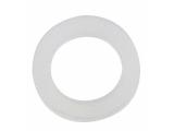 PVC Dichtung Ringe glasklar - 13x20x3mm - für 5/8...