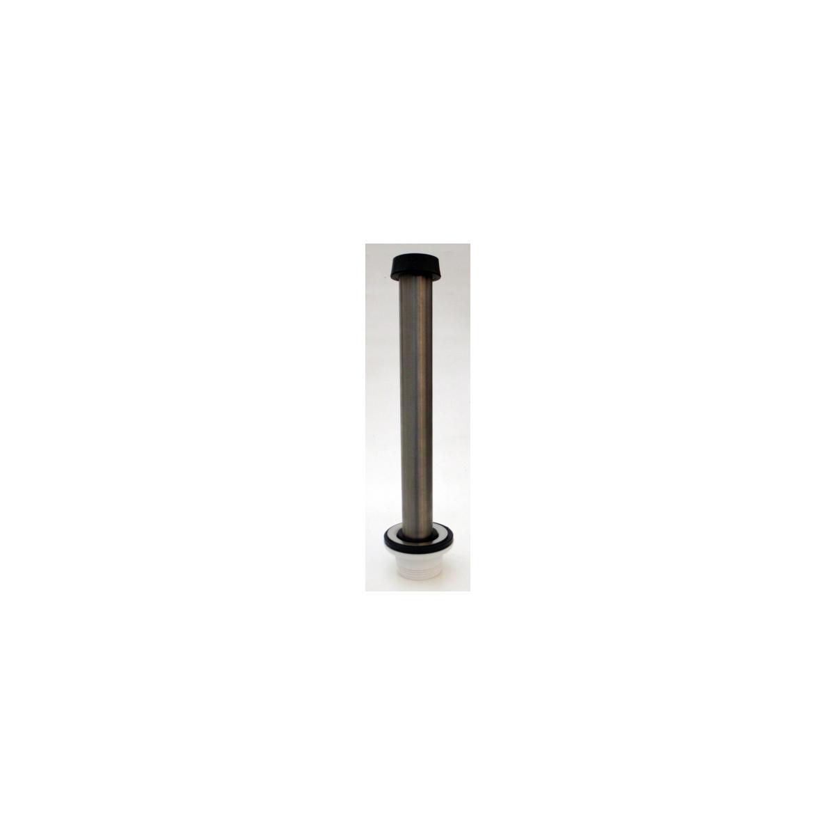 Ab und Überlaufgarnitur 1 14 Zoll für 300 mm Beckentiefe ~ Spülbecken In Arbeitsplatte Einlassen