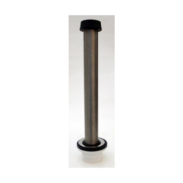 Ab- und Überlaufgarnitur 1 1/4 Zoll für 300mm Beckentiefe