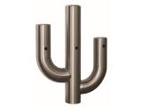 Kaktus Edelstahlschanksäule 3 leitig