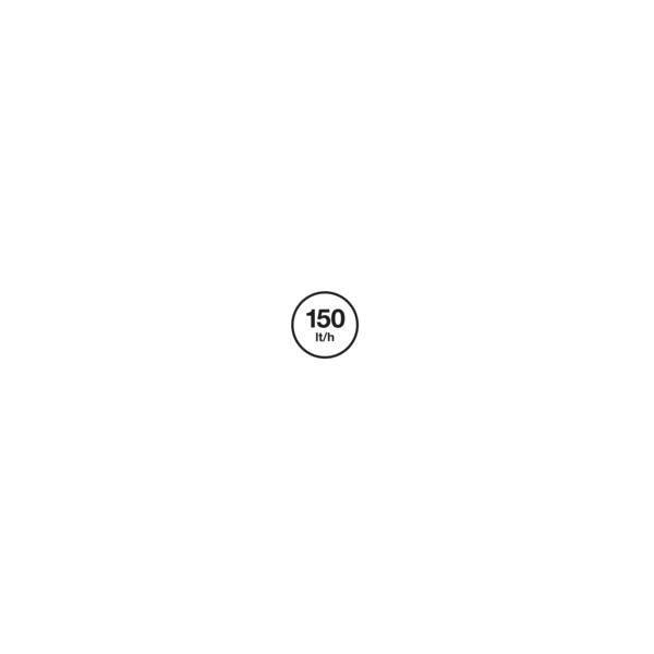 150 (l/Std)